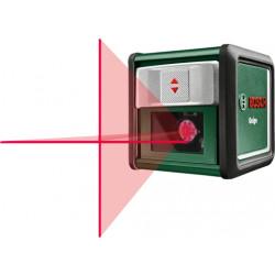 Лазерен нивелир Bosch Quigo III / 635 nm