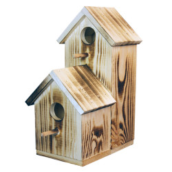 Къща за птички В1002 двойна