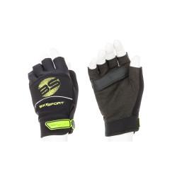 Мъжки ръкавици за велосипед GLM-650-L Green