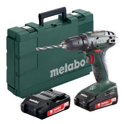 Акумулаторен винтоверт Metabo BS18 24/48 Nm 18V
