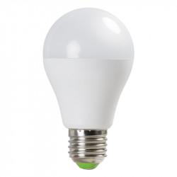 LED крушка с фото сензор UltraLux E27 6W 4200К