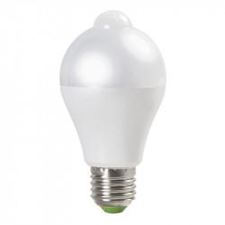 LED крушка със сензор за движение UltraLux E27 6W 4200К