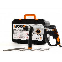 Перфоратор WORX WX339 800W 2.5J