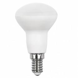 LED крушка рефлектор R50 UltraLux E14 5W топла светлина