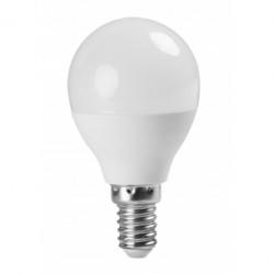 LED крушка UltraLux E14 5W топла светлина