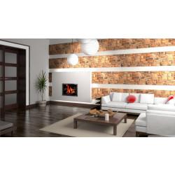 PVC панел за стена 480х955 Плочка натурал
