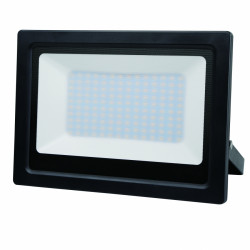 LED Slim прожектор 100W 6000K студена светлина