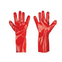 PVC работни индустриални ръкавици B-Wolf Foze размер 10