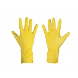 Домакински ръкавици латекс B-Wolf Lemon размер M