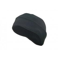 Плетена шапка Glaze черна