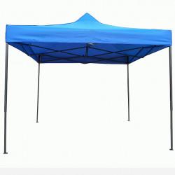 Pop-up шатра с възможност за 4 регулируеми височини / синя