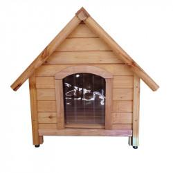 Вратичка за къща за куче / размер: L