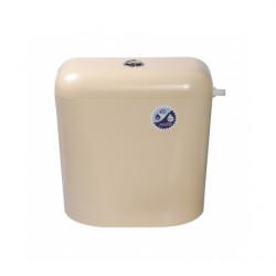 Пластмасово тоалетно казанче Класик Никипласт / кремаво