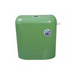 Пластмасово тоалетно казанче Класик Никипласт / зелено