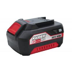 Батерия Li-ion 20V 4Ah за серията RDP-R20 System