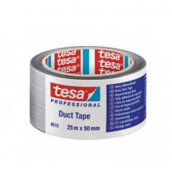 Хоби лента сребърна Tesa Basic 25m