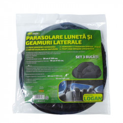 Комплект сенници за задно и странични стъкла Ro Group