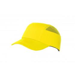 Противоударна шапка Trivor 720700 жълта