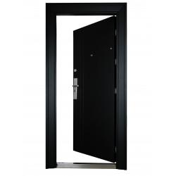 Външна метална врата S8014LI лява 2000х900х70мм