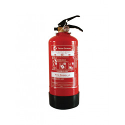 Прахов пожарогасител Dust 6кг / 330х90 мм