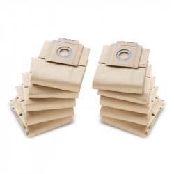 Комплект хартиени торби Karcher T10/1 10броя