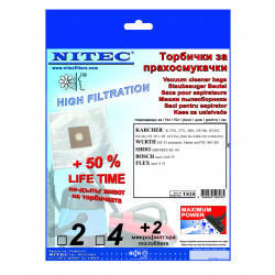 Синтетични торбички Nitec T828