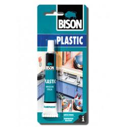 Лепило за пластмаси Bison Plastic ® туба 25 мл / блистер