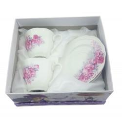 Чаши за чай Цветя 023704