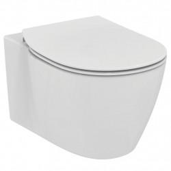 Конзолна тоалетна чиния Канект Акваблейд бяла Е047901