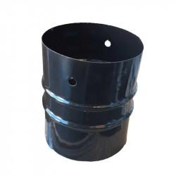 Кюнец Ф130 черен емайл 16 см