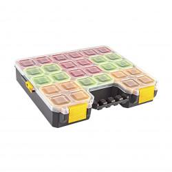 Органайзер със заключване Cube 17 секции 313х273х62мм