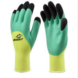 Безшевни ръкавици латекс B-Wolf Lift 600900 размер 10