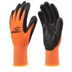 Безшевни ръкавици нитрил B-Wolf Push 611400 размер 10