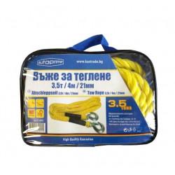 Въже за теглене 3,5т / 4м / 21мм Autoprime