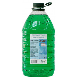 Течност за чистачки зимна готова за употреба - 20C 5л