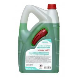 Течност за чистачки зимна концентрат - 60C / 1:1 -20 / 5Л