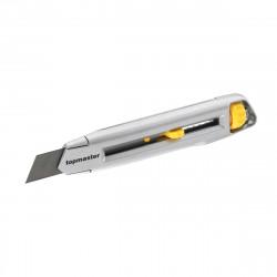 Макетен нож - метален трето поколение 18mm TMP