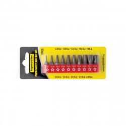 """Накрайници пентаграм 1/4"""" 10 броя комплект TS8-TS50 TMP"""