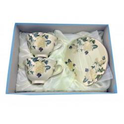 Сервиз за чай Бели рози 18131