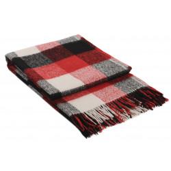 Одеяло Палермо червено 140/200см
