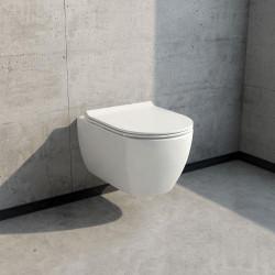 Структура за вграждане Nil с конзолна тоалетна City 4в1