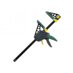 Дърводелска автоматична стяга с пластмасови челюсти Wolfcraft / 915 мм