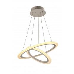 LED осветително тяло ф40+60см