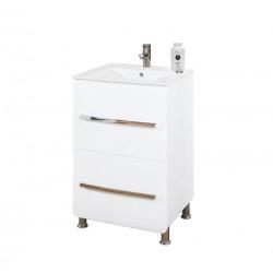 Долен шкаф за баня с умивалник Макена Айра