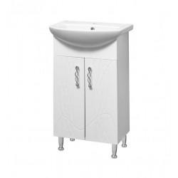 Долен шкаф за баня с умивалник Макена Никол