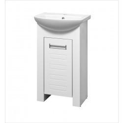 Долен шкаф за баня с умивалник Макена Бостън