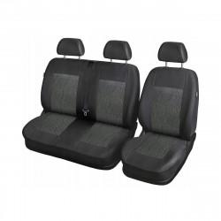 Kомплект калъфи за седалки за товарен бус 2+1 Ro Group