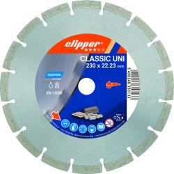 Диамантен диск Norton Класик Универсъл ø125х22,23мм