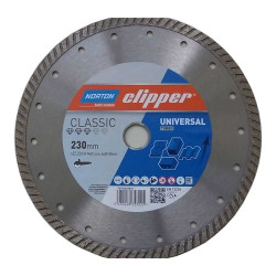 Диамантен диск Norton Класик Универсъл Турбо ø125х22,23мм