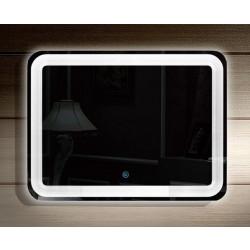 LED огледало 60x80 с функция против изпотяване Макена 114